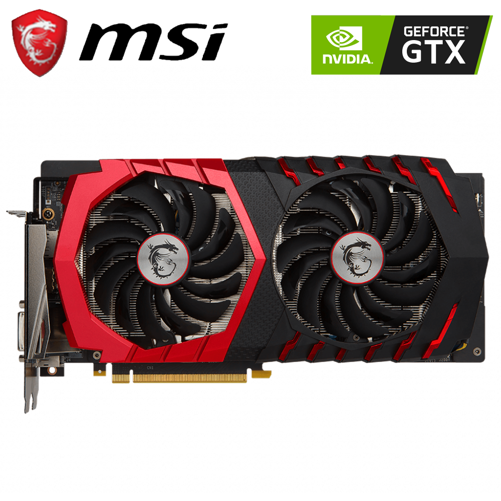 MSI GTX 1060 Gaming X 6GB GDDR5 Graphic Card