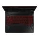 "Asus TUF FX505G-EBQ242T 15.6"" FHD Gaming Laptop (i7-8750H, 8GB, 1TB+128GB, GTX1050Ti 4GB, W10)"