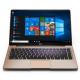 "JOI Book 14.1"" Laptop Gold ( N3450, 4GB, 32GB+128GB, Intel, W10H )"