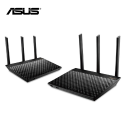 Asus RT-AC67UTP AC1900 Dual Band Whole Home Mesh Wifi System (Twin Pack)