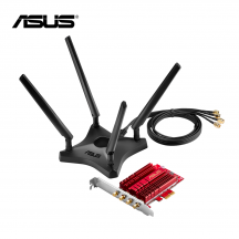Asus PCE-AC88 AC3100 Dual-Band PCIe Wi-Fi Adapter