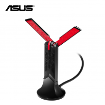 Asus USB-AC68 AC1900 Dual-Band USB Wi-Fi Adapter