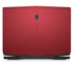 "Dell Alienware 15 M15-8716128G-1070 15.6"" FHD Gaming Laptop Red (i7-8750H, 16GB, 1TB+256GB, GTX1070 8GB, W10)"