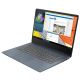 "Lenovo Ideapad 330s-14IKB 81F4016NMJ 14"" Laptop Midnight Blue (i3-8130U, 4GB, 1TB, Intel, W10)"