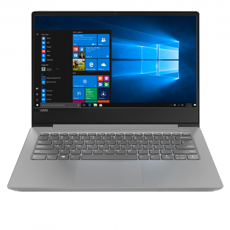 "Lenovo Ideapad 330s-14IKB 81F4016TMJ 14"" Laptop Platinum Grey (i3-8130U, 4GB, 1TB, Intel, W10)"