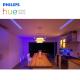 Philips Hue 10W A60 E27 Starter Kit - 1 Philips Hue Bridge & 3 Philips Hue white and color ambiance bulbs