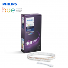 Philips Hue Light Strip Extension 1M - White and Color Ambiance