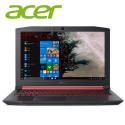 "DOS Acer Nitro 5 AN515-52-73LN 15.6"" FHD IPS Laptop Black Red (i7-8750H, 4GB, 1TB, GTX1050 4GB, DOS)"