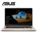 "Asus Vivobook X505Z-ABR488T 15.6"" Laptop Gold ( R3-2200U, 4GB, 1TB, Vega 3, W10 )"