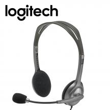 Logitech H110 Stereo Headset (981-000459)