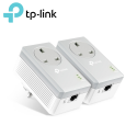 Tp-Link TL-PA4010P KIT AV600 Passthrough Powerline Starter Kit