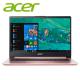 "Acer Swift 1 SF114-32-P9EG 14"" FHD Laptop Pink (Pentium N5000, 4GB, 256GB, Intel, W10H)"
