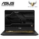 "Asus TUF FX705G-MEV262T 17.3"" FHD Gaming Laptop (i7-8750H, 8GB, 512GB, GTX1060 6GB, W10)"