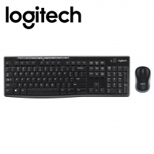 Logitech MK270R Wireless Keyboard Mouse Combo (920-006314)