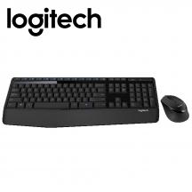 Logitech MK345 Wireless Keyboard Mouse Combo (920-006491)