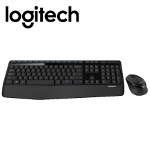 Logitech MK345 Wireless Keyboard Mouse Combo (920-006491)
