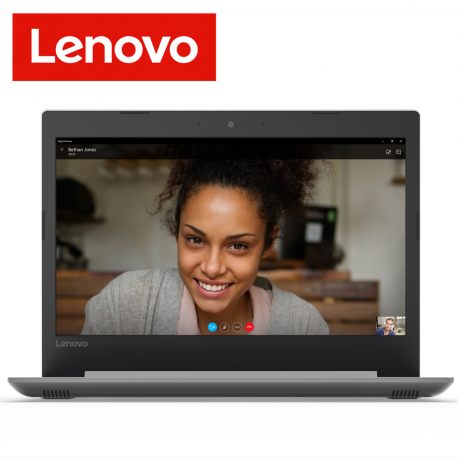 "Lenovo Ideapad 330-14AST 81D50064MJ 14"" Laptop Platinum Grey (A9-9425, 4GB, 1TB, R530 2GB, W10)"
