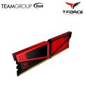 TeamGroup Vulcan DDR4 2400MHz Desktop Ram Red