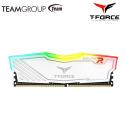 TeamGroup Delta RGB DDR4 2400MHz Desktop Ram White