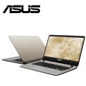 "Asus Vivobook A407U-ABV569T 14"" Laptop Gold (Pentium 4417U, 4GB, 256GB, Intel, W10)"