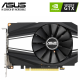 Asus Phoenix GTX 1660 OC 6GB GDDR5 Graphic Card (PH-GTX1660-O6G)