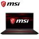 "MSI GF75 9SC-036 17.3"" FHD IPS Gaming Laptop Black (i7-9750H, 8GB, 512GB SSD, GTX 1650 4GB, W10)"