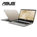 """Asus Vivobook A407U-FBV062T 14"""" Laptop Gold (i3-7020U, 4GB, 1TB, MX130 2GB, W10)"""
