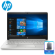 "HP 14s-cf0067TU 14"" Laptop Silver ( i3-7020U, 4GB, 1TB, Intel, W10 )"