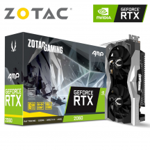 Zotac Gaming RTX 2060 AMP 6GB GDDR6 Graphic Card (ZT-T20600D-10M)