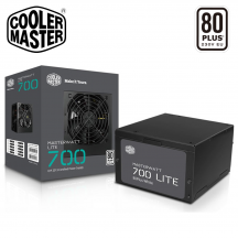 Cooler Master MasterWatt Lite 700 80 Plus Power Supply (MPX-7001-ACABW)