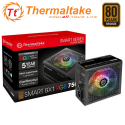 Thermaltake Smart BX1 RGB 750W 80 Plus Bronze Power Supply (PS-SPR-0750NHSABK-1)