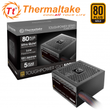 Thermaltake Toughpower GX1 500W 80 Plus Gold Power Supply (PS-TPD-0500NNFAGK-1)