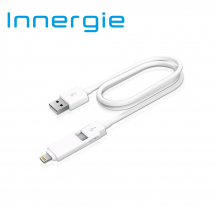 Innergie Magic Cable Duo Lightning/Micro 2 in 1