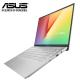 """Asus Vivobook A412F-LEB095T 14"""" FHD Laptop Transparent Silver ( i5-8265U, 4GB, 512GB, MX250 2GB, W10 )"""