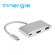 Innergie MagiCable USB-C to HDMI Multiport Adapter