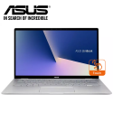 "Asus Zenbook Flip 14 UM462D-AAI047T 14"" FHD Multi-Touch Laptop Light Grey ( R5-3500U, 8GB, 256GB, Integrated, W10 )"