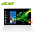 "Acer Swift 7 SF714-52T-78CU 14"" FHD IPS Touch Laptop White ( i7-8500Y, 8GB, 512GB, Intel, W10P )"