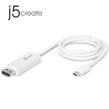 j5create JCA141 USB Type C-4K Display Port Cable