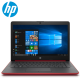 "HP 14-cm0119AU 14"" Laptop Red ( A4-9125, 4GB, 128GB, ATI R3, W10H )"