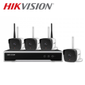 Hikvision NK42W0-1T(WD) 4 Channel 2MP Wi-Fi Kit