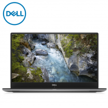 "Dell XPS15-83824G-W10 15.6"" UHD Touch Laptop Silver ( i5-8300H, 8GB, 256GB, GTX 1050 4GB, W10 )"