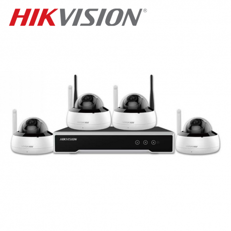 Hikvision NK44W1H-1T(WD) 4 Channel 4MP Wi-Fi Kit