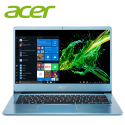 "Acer Swift 3 SF314-41-R2YE 14"" IPS FHD Laptop Glacier Blue ( Ryzen 5 3500U, 4GB, 256GB, ATI, W10 )"