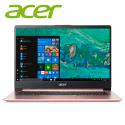 "Acer Swift 1 SF114-32-P9QW 14"" FHD Laptop Sakura Pink ( Pentium N5000, 4GB, 256GB, Intel, W10H )"