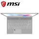 "MSI Modern PS42 8RC-204 14"" FHD Laptop Silver ( i5-8250U, 8GB, 256GB, GTX1050 4GB, W10 )"