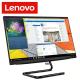 "Lenovo A340-24ICB F0E600ABMI 23.8"" FHD Touch AIO Desktop PC Black ( i5-9400T, 8GB, 1TB, R530 2GB, W10 )"