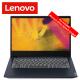 "Lenovo Ideapad S340-14IWL 81N700TYMY 14"" Laptop Abyss Blue ( i3-8145U, 4GB, 256GB SSD, Intel, W10 )"