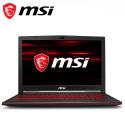 "MSI GL63 9SC-204 15.6"" FHD Gaming Laptop ( i5-9300H, 8GB, 256GB, GTX1650 4GB, W10 )"