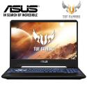 "Asus TUF Gaming FX505D-UAL064T 15.6"" FHD 120Hz IPS Laptop Black ( Ryzen 7 3750H, 8GB, 512GB SSD, GTX1660Ti 6GB, W10 )"