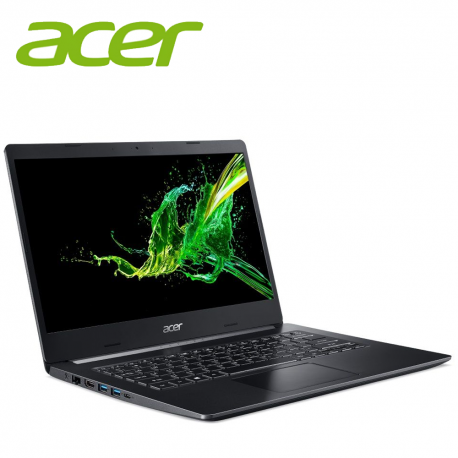 "Acer Aspire 5 A514-52G-53GU 14"" FHD IPS Laptop Obsidian Black ( i5-10210U, 4GB, 512GB, MX250 2GB, W10 )"
